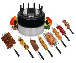 Grillex US-10 Indoor Brazilian Portable Barbecue Grill: Amazon.com: Kitchen & Dining