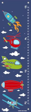 Sky Rides by Finny and Zook Growth Chart