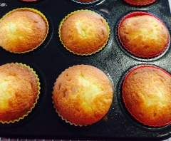 Recipe cwa cupcakes by thermo-envy - Recipe of category Baking - sweet