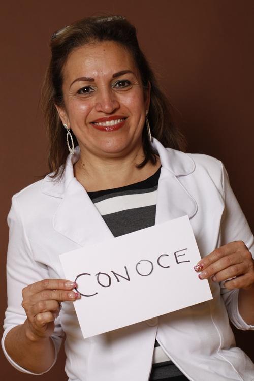 Know, Patricia Valdéz Rodríguez,   ICC, Monterrey, México.