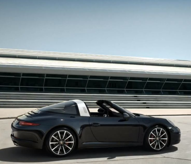 #Porsche Blows the Top Off Retro-Sexy 911 #Targa, Priced from $101,600. What do you think? Hit the image for details and epic promo video...