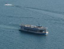 Fun Things to Do in Coeur d'Alene Idaho: Take a Scenic Lake Coeur d'Alene Boat Cruise