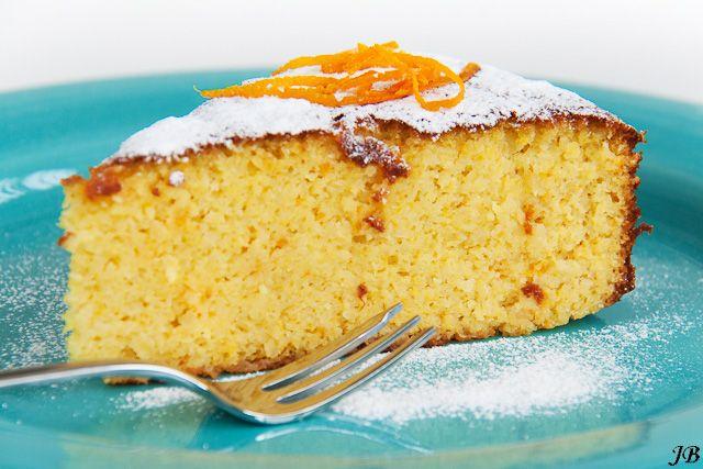 Carolines blog: Sinaasappeltaart di eerder cake is
