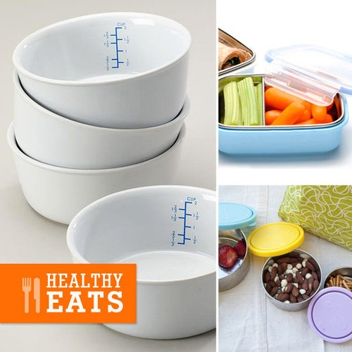 Products that help with portion control!
