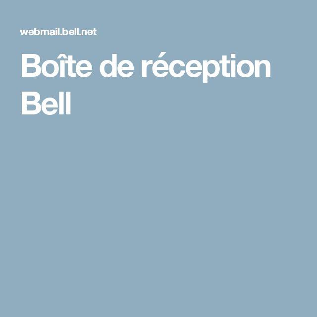 Boîte de réception Bell