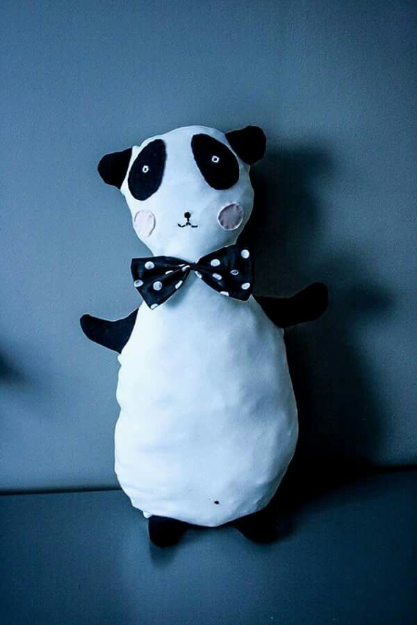 It's a Panda! / panda softie