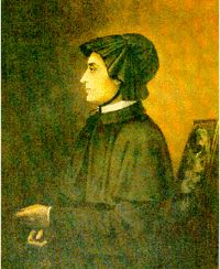 St. Elizabeth Ann Seton, first American born Saint, founded the first Catholic School in the United States. And a distant relation to my husband!  That is so cool, IMO!