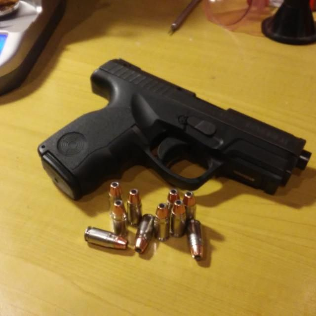 Steyr  357 SIG Match-Grade Pistol Barrels (M40, L40, M357
