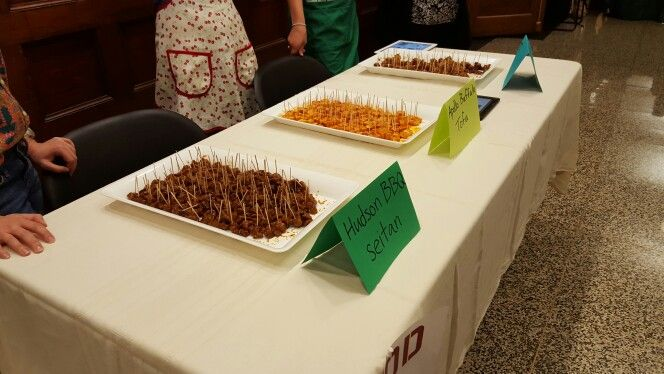 #FoodDay2015 Teachers College, Columbia University in New York, NY