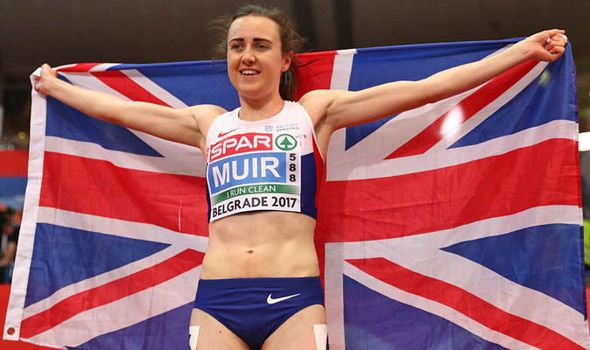 Laura Muir completes golden double in European Indoor Champs with 3000m triumph - https://newsexplored.co.uk/laura-muir-completes-golden-double-in-european-indoor-champs-with-3000m-triumph/