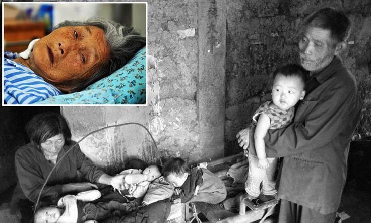 China's most incredible mother: Staggering story of the woman who saved 30 abandoned babies after finding them dumped in the street with the trash............Click web site---WELL WORTH THE TIME TO READ THE REST OF THE STORY