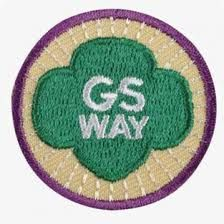 Ideas for earning the Girl Scout Way badge for all levels.