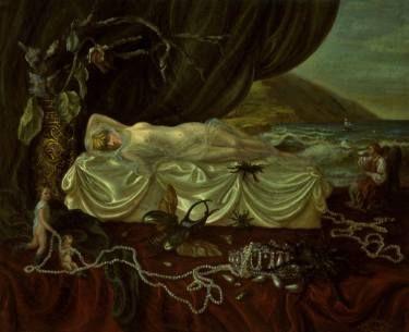 """Saatchi Art Artist Margarita Makarova; Painting, """"Death"""" #art"""