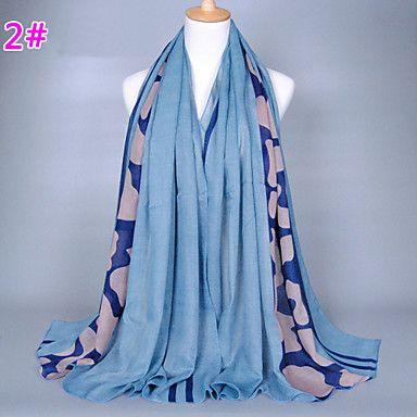 avenna europeiska och amerikanska mode hösten vilda nya tryck scarf – SEK Kr. 65