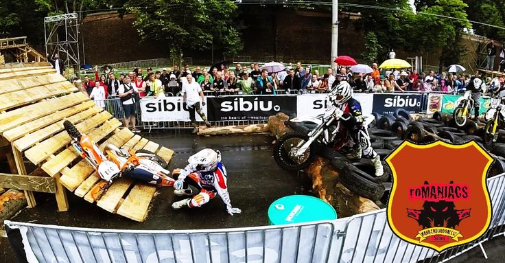 Red Bull Romaniacs 2015 Prologue GOLD CLASS