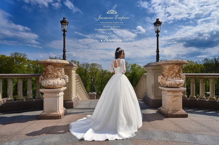 Wedding dress Inessa photo 4