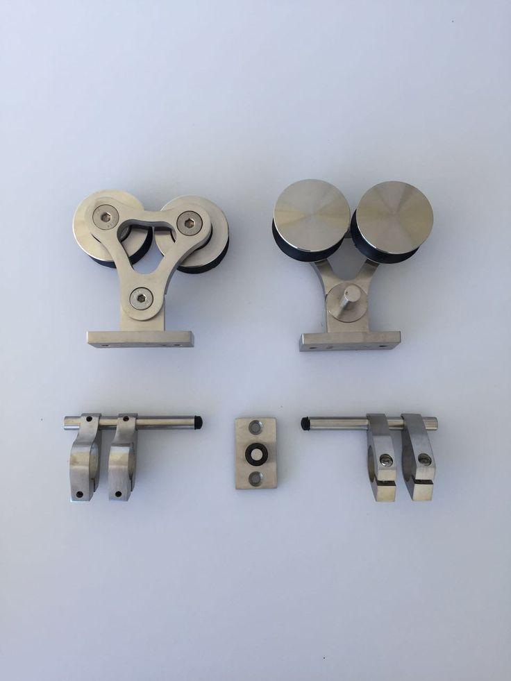 Accessories : Sliding Barn Door Rollers kits S21