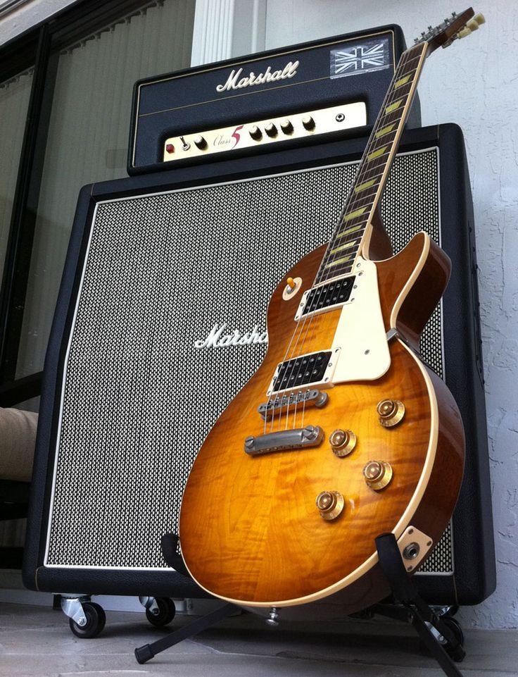 vintage gibson amp cabinet