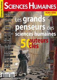 Consultez le sommaire du magazine Les grands penseurs des sciences humaines