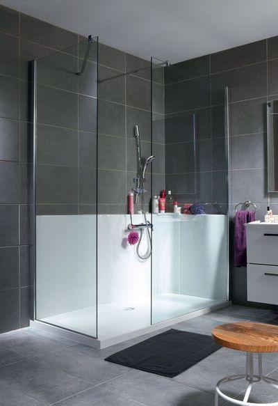 1000 id es propos de receveur de douche sur pinterest receveur douche pente du toit et. Black Bedroom Furniture Sets. Home Design Ideas