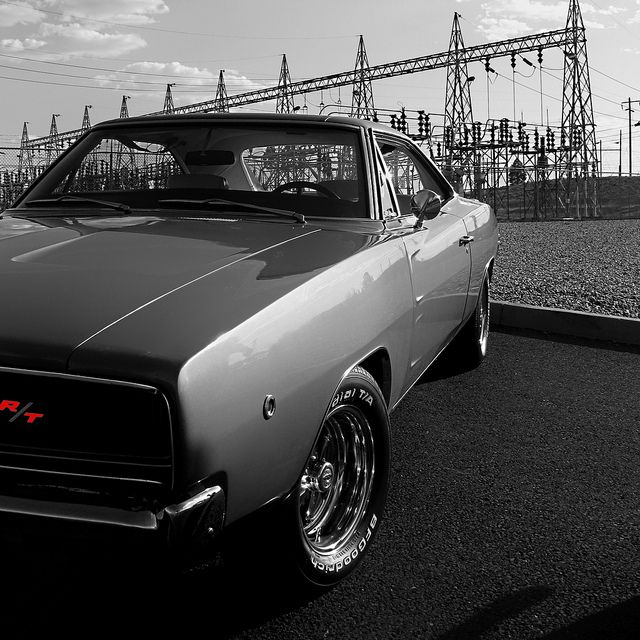 15 Must-see 1968 Dodge Charger Pins