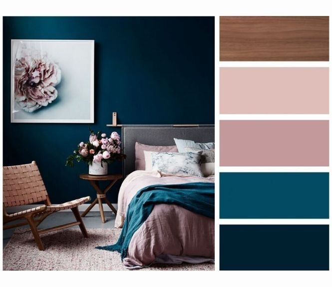 Paper Flower Wall, Home Room Design, Bedroom Colors, House Rooms, My Room, Colorful Interiors, Master Bedroom, Sweet Home, New Homes