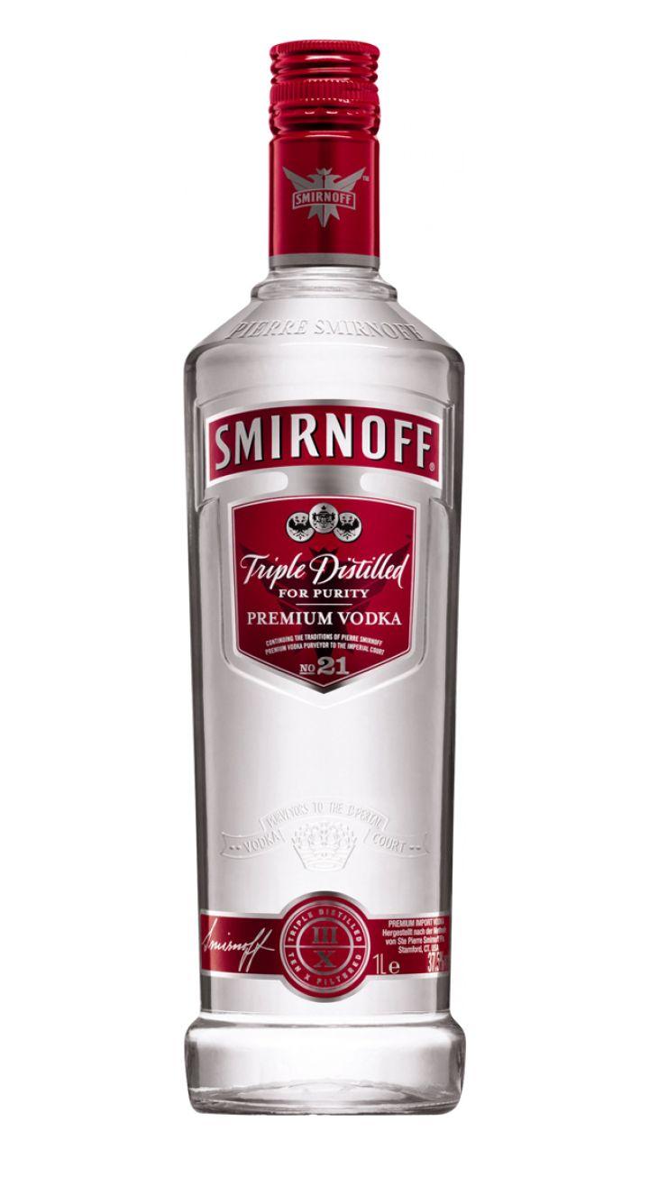 Smirnoff Classic bottle
