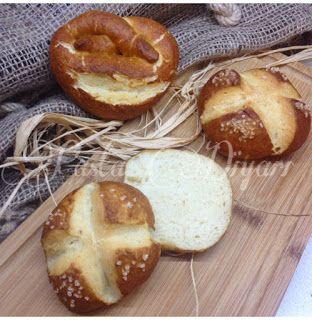 Pasta Diyarı: Brezel - Alman Simiti