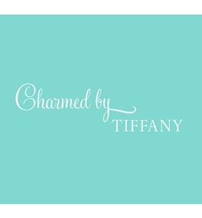 WHO DOESN'T LOVE TIFFANY'S?  EXCEPT MAYBE THE ONE WHO HAS TO BUY IT?  IT'S SO BEAUTIFUL...