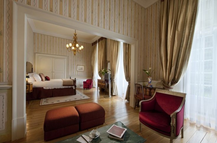 Tivoli Palácio de Seteais, Sintra, pure romanticism  Via Portugal Brands