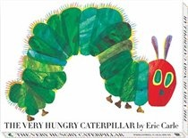 The Very Hungry Caterpillar by Eric Carle (Fav)