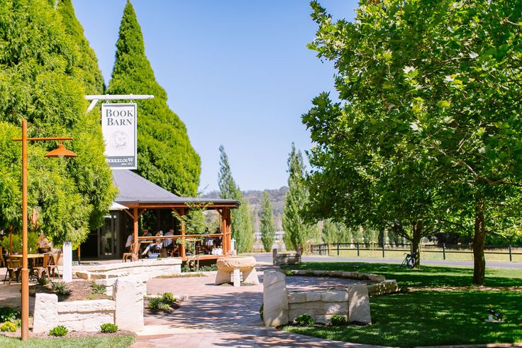 The Bendooley Estate in Berrima has always been a popular setting for weddings, but the addition of the Berkelouw Book Barn in 2013 as a wedding space has put this stunning part of the Southern Highlands firmly on the map.