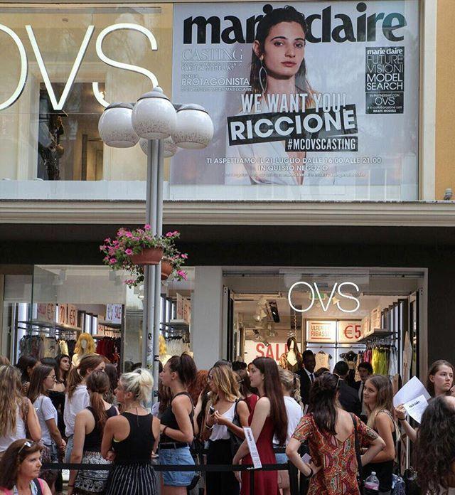 LAST CALL RICCIONE! Il tuo sogno è fare la modella? Ti stiamo cercando insieme a OVS e Brave Models per il progetto MCMODELSEARCH. Se hai un'età compresa tra i 16 e i 30 anni presentati oggi nel negozio OVS di RICCIONE Viale Ceccarini 38 fino alle ore 21. Ti aspettiamo! Non perdere questa occasione | #mcovscasting #ovs #bravemodels #mcmodelsearch #marieclaireitalia  via MARIE CLAIRE ITALIA MAGAZINE OFFICIAL INSTAGRAM - Celebrity  Fashion  Haute Couture  Advertising  Culture  Beauty…