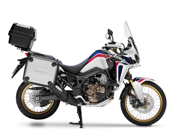2016 Honda Africa Twin Luggage / Storage Accessories With Saddlebags And  Trunk