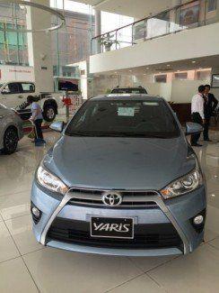 Sở hữu ngay Toyota Yaris chỉ với 180 triệu đồng