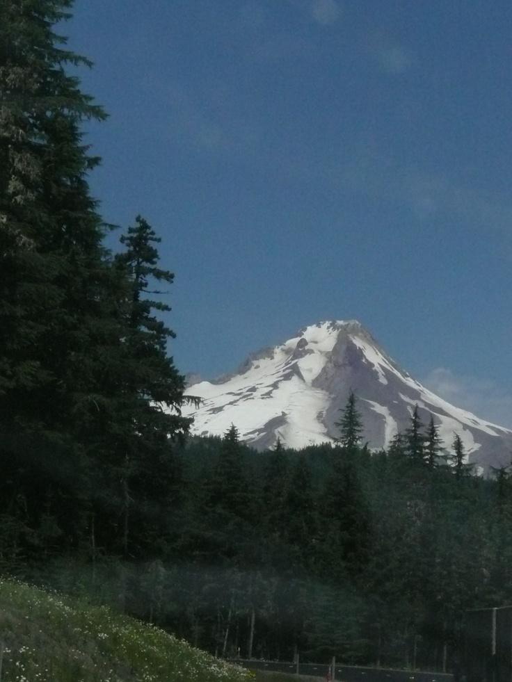 Mt Hood, Oregon USA