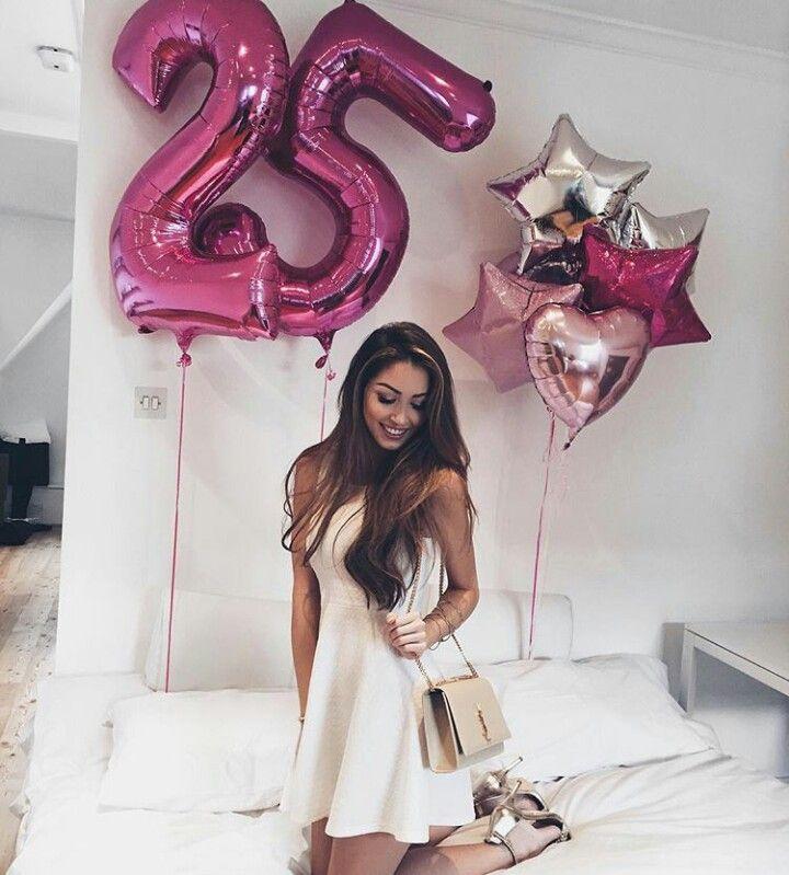 Zahlen Ballons Helium zum Geburtstag