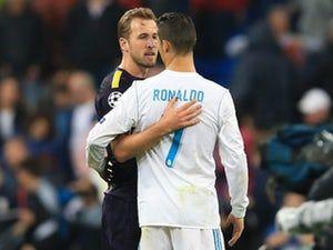 Team News: Harry Kane starts for Tottenham Hotspur against Real Madrid
