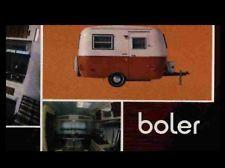 BOLER TRAILER RV 1979 1980 OPERATIONS & TECH MANUALS for Camper Service Repair