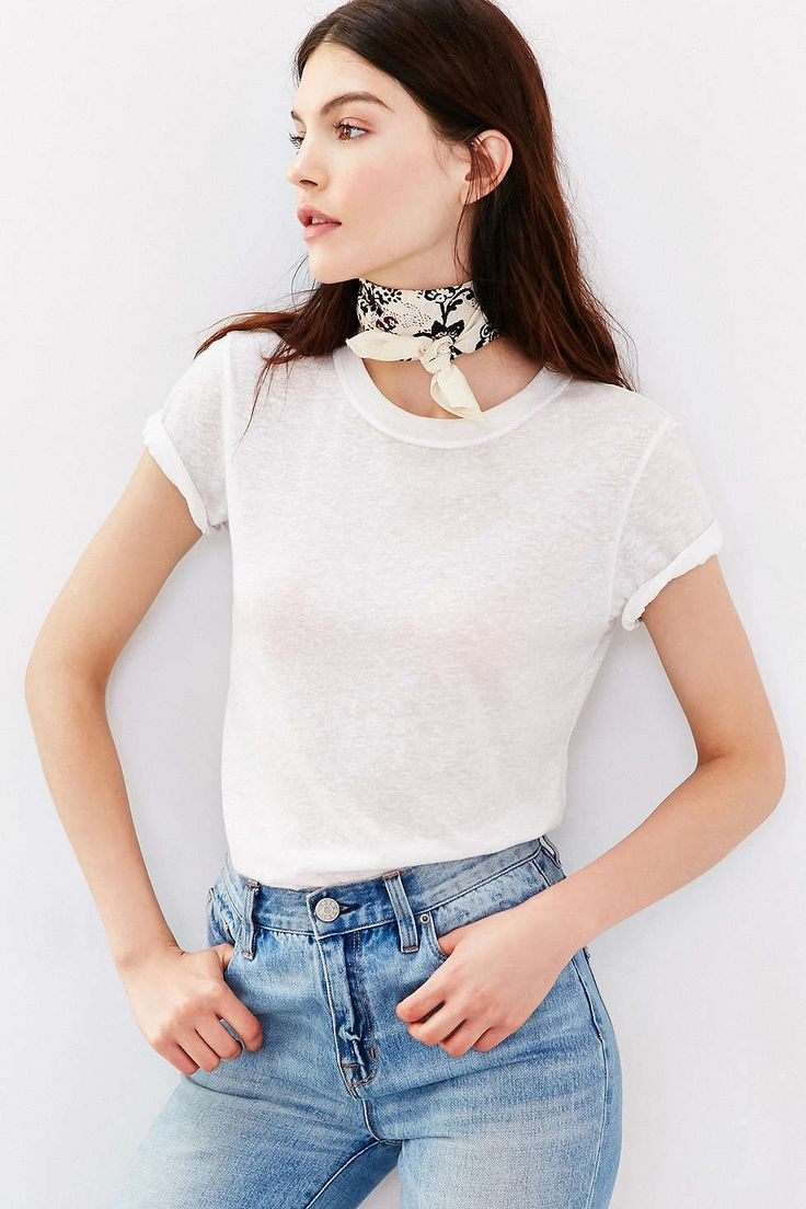 Silk Square Scarf - Urban Outfitters