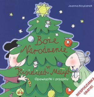 Boże Narodzenie w Kisielicach Małych - Joanna Krzyżanek - Książki - Dla dzieci i młodzieży