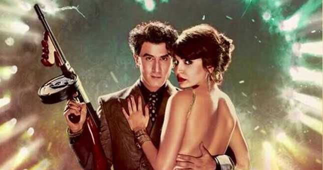 Bombay Velvet is made at a whopping budget of…
