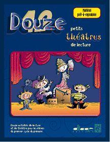 Théatre de lecture- Douze petits théâtres de lecture