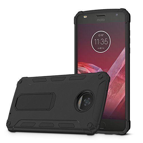 size 40 dd3e5 608fa Z2 Moto Play Case Motorola Cover Hybrid Force Holster Phone Clip ...