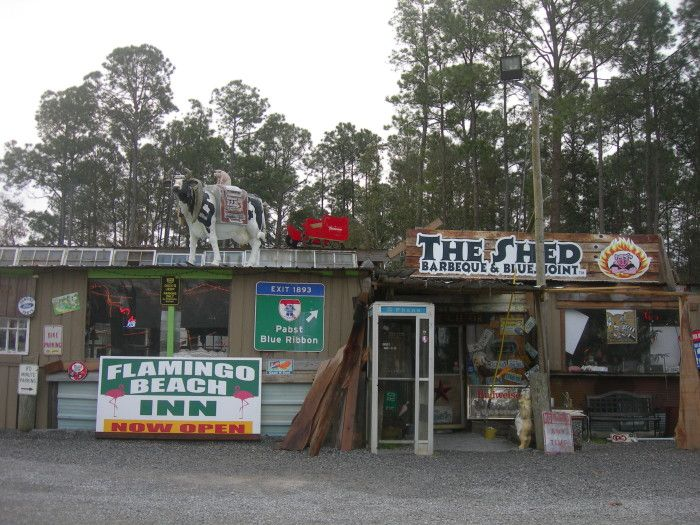 2. The Shed Barbecue and Blues Joint in Ocean Springs, MS