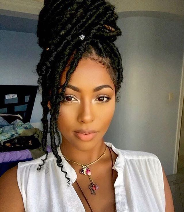 summer protective styles for hair 17 best images about braids 164 twist hair 7654