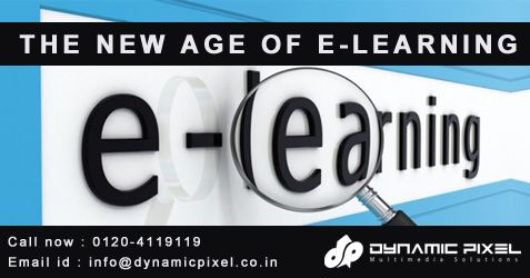 THE NEW AGE OF E-LEARNING ---> https://goo.gl/rYr4ZN