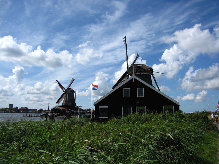 Zaanse Schans, the Netherlands. Photo credits: Ingrid Jonkers