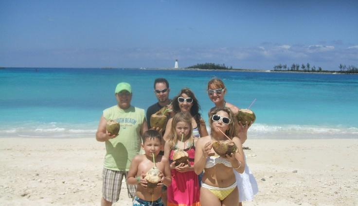 Family cruise!!