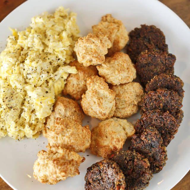 Vegan Breakfast Sausage Recipe Yummly Recipe In 2020 Vegetarian Breakfast Vegan Dishes Vegetarian Vegan Recipes